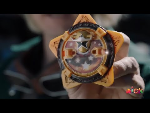 "Power Rangers Super Ninja Steel - Superstar Power Star | Episode 17 ""Happy To Be Me"""