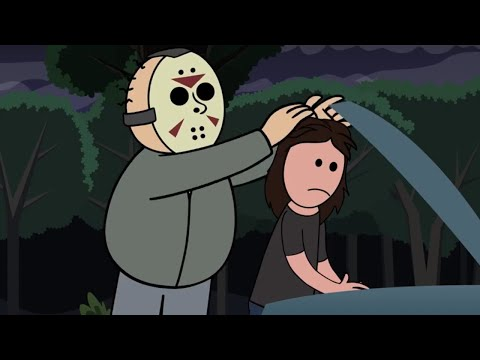 Friday the 13th the Game Parody 3 (Animated)