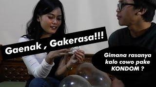 Download Video PAKE KONDOM GMANA RASANYA ? INI JAWABAN MENURUT ALVINA !!! MP3 3GP MP4