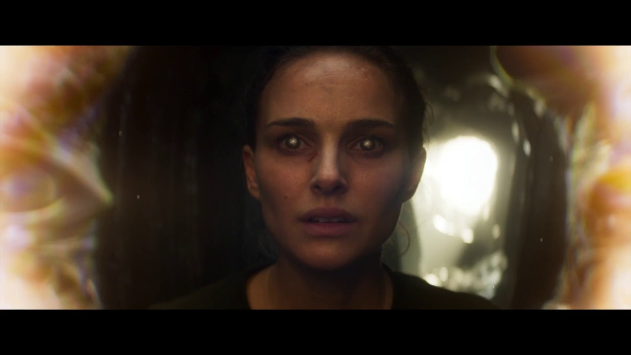 It's Expanding, It's Everywhere. Watch Natalie Portman & Tessa Thompson Fear What's Inside in 'Annihilation' (Story Clip) with Oscar Isaac