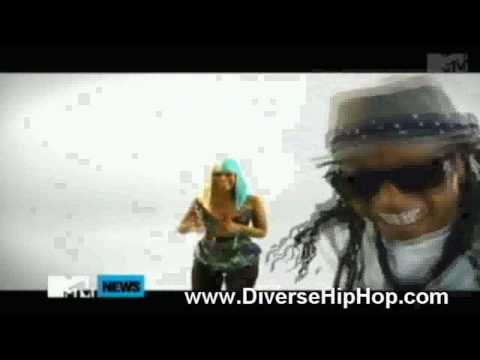 Lil Wayne ft. Nicki Minaj - Knockout (Official Music Video) PREVIEW