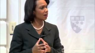 Harvard Lecture - Condoleezza Rice Overcoming Racism