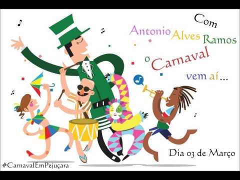 Carnaval de Rua em Pejuçara - 2014