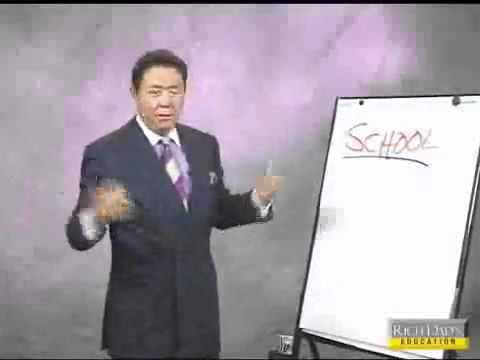 Robert Kiyosaki New Rules of Money Part 1 Conventional Education Vs Financial Literacy.flv