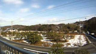 Kamojima Japan  city photo : Snow Melt.mp4
