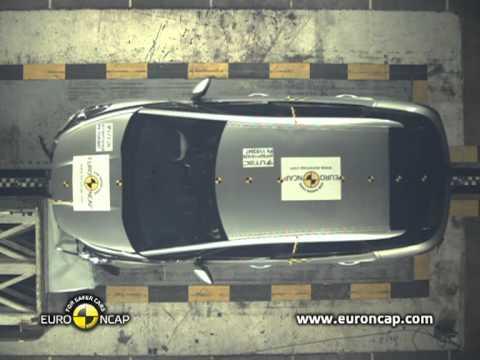 DS5 euroncap güvenlik testi videosu