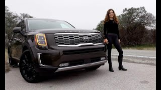 2020 KIA Telluride Walk Around/Interior Part 1