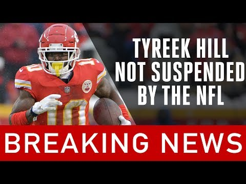 Video: No Suspension for Chiefs WR Tyreek Hill   NFL News   CBS Sports HQ