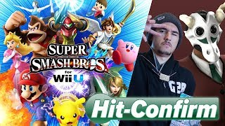 Smash Community Discussion – HIT CONFIRM W/ MAXX