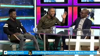 Video TrendingSA   6 August 2018 #TSAon3 Segment 4: Interview with the Khoza brothers MP3, 3GP, MP4, WEBM, AVI, FLV Oktober 2018