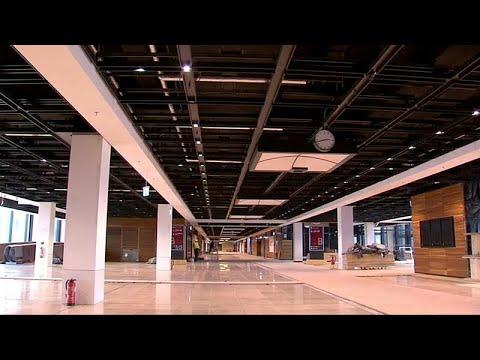 Flughafen BER: Prüfstand - Großkontrolle technischer A ...