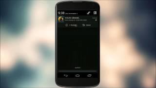 Easy Silencer - Ringer volume YouTube video
