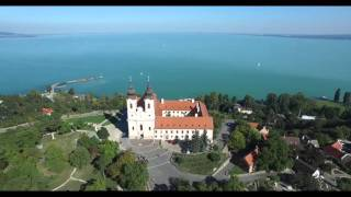 Tihany Hungary  city pictures gallery : Tihany Hungary 4K