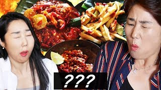 Video Sambal setan + Sambal jengkol + Sambal mangga =? MP3, 3GP, MP4, WEBM, AVI, FLV Januari 2019