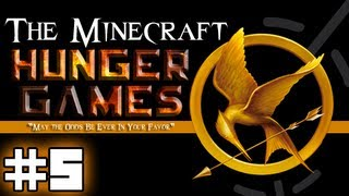 Minecraft: The Hunger Games Multiplayer w/Mitch&Friends Part 5 - Nuclear Finale