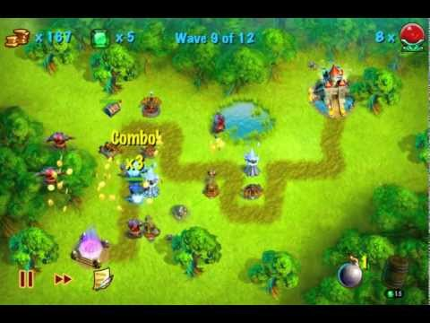Video of Towers N' Trolls