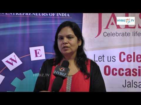, Vandana Maheshwari-COWE International Trade Fair