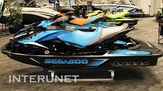 5. 2019 Sea-Doo GTR 230 - high performance watercraft