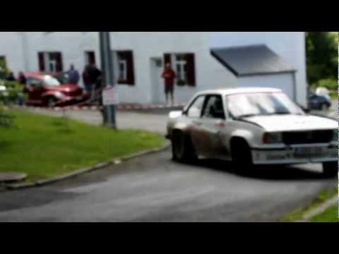 Frank Jorissen – Senzeilles Rally