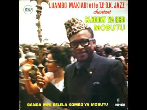 Candidat Na Biso Mobutu - Luambo Makiadi & le TP _OK Jazz 1984