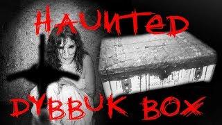 Investigation On My Haunted Dybbuk Box **TERRIFYING** | OmarGoshTV