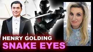 GI Joe Snake Eyes Movie 2020 - Henry Golding by Beyond The Trailer