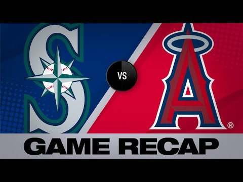 Video: Trout, Pujols lead Angels past Mariners   Mariners-Angels Game Highlights 7/13/19