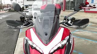 6. 2018 Ducati Multistrada 1260 Pikes Peak | Ducati Performance Parts