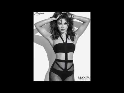 Priyanka chopra movie bikini swimsuit photoshoot for maxim india June 2016