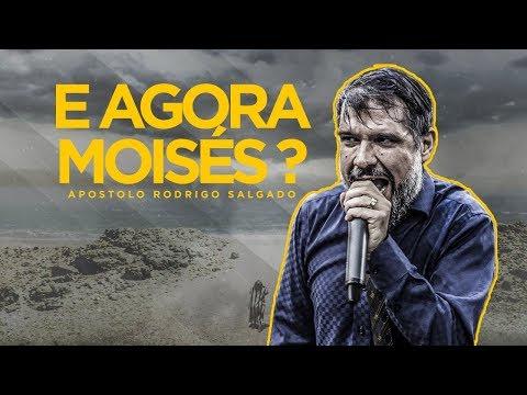 Apostolo Rodrigo Salgado - Você Escapou