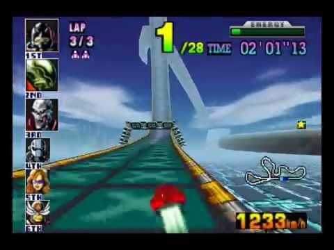 F-Zero X N64 Joker Cup master 60fps