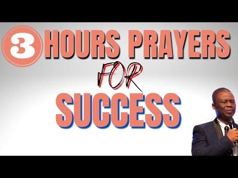 dr dk olukoya - 3 Hours Prayers For Success