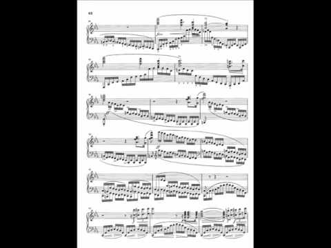 Pollini plays Chopin Etude Op.10 No.12 'Revolutionary'
