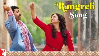 Rangreli – Daawat-e-Ishq (Video Song) | Feat. Aditya Roy Kapur & Parineeti Chopra