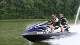 4. 2011 Yamaha FX Cruiser SHO