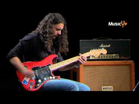Vivaldi, The four seasons: summer | Electric Guitar | Meco Borra (видео)