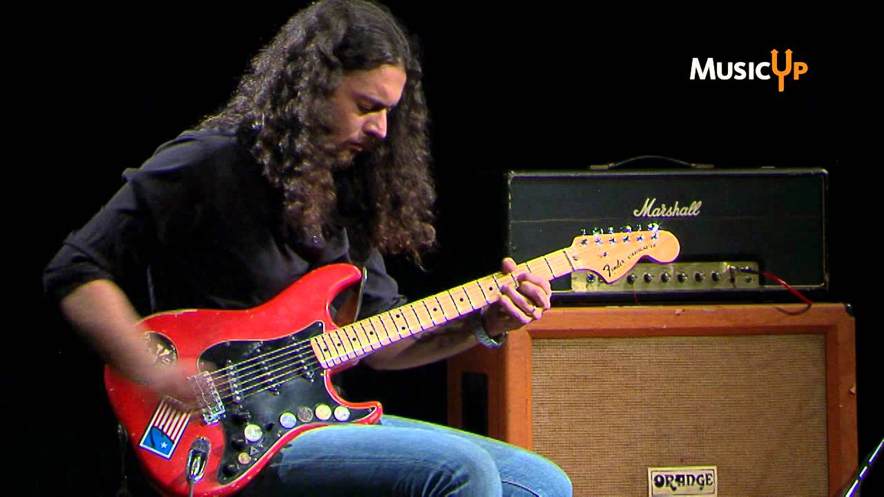 Vivaldi, The four seasons: summer | Electric Guitar | Meco Borra