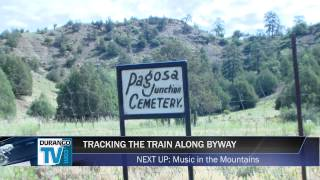 Tracking the Train Along the New Byway