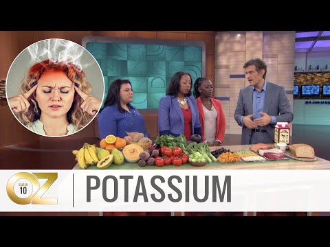 5 Signs You're Not Getting Enough Potassium