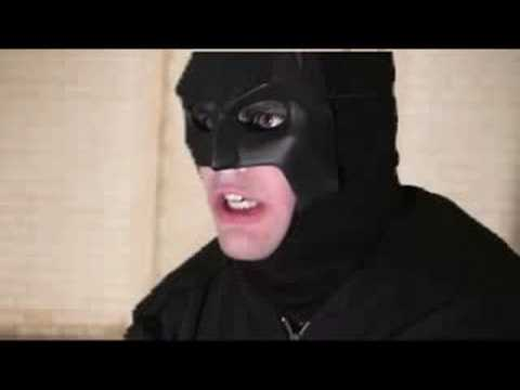 The Dark Knight Scene Spoof