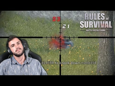 Download I PLAY BETTER WHEN I DON'T CARE - Rules of Survival Gameplay HD Mp4 3GP Video and MP3