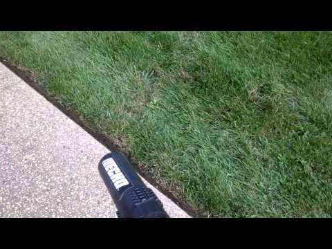 Lawn Care Rookie: Quick Tip #2 Edging 101 (видео)