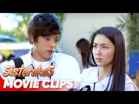 Da-moves ni Gio kay Kathy | Sisterakas | Movie Clips