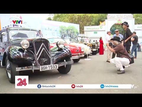 Ngày hội xe hơi và xe vespa cổ ở Sài Gòn @ vcloz.com