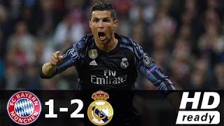 Nonton Bayern Munich vs Real Madrid 1-2 All Goals & Highlights 12/04/2017 HD Film Subtitle Indonesia Streaming Movie Download