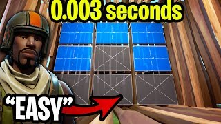 Meet the FASTEST EDITOR on Fortnite... he uses 3 KEYBINDS to EDIT!