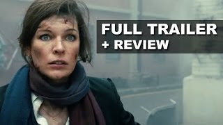 Survivor 2015 Official Trailer   Trailer Review   Milla Jovovich   Beyond The Trailer