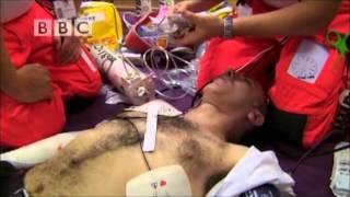 Video Chris Solomons Sudden Cardiac Arrest Rescue - BBC Helicopter Heroes MP3, 3GP, MP4, WEBM, AVI, FLV Juli 2018