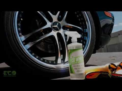 Best Eco Friendly & Waterless Wheel Cleaning Products