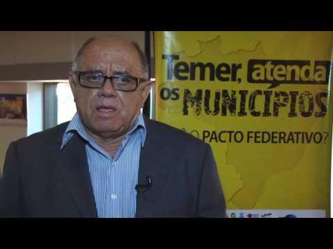 Movimento Municipalista espera nova audiência com Temer